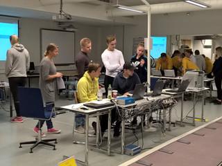 Lukio- ja amk-yhteistyötä parhaimmillaan : opettamalla oppimaan