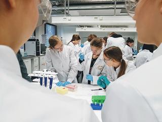 Tunne työ - suunnittele ura EU-hanke Olarin lukiossa lukuvuonna 2018-2019