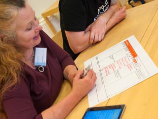 Hae Tunne Työ – suunnittele ura -hankkeen koulutusohjelmaan