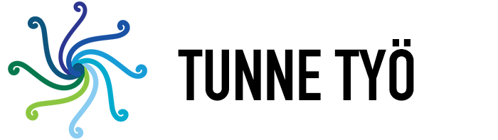 Tunne Työ - suunnittele ura -hankkeen logo