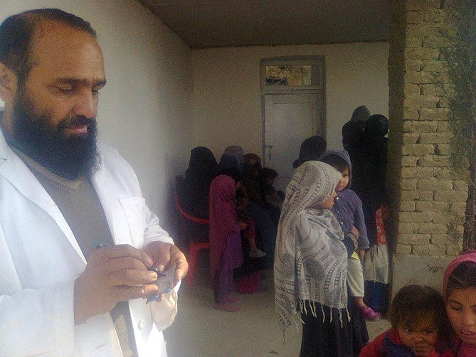 Mobile Health Team services for Idps