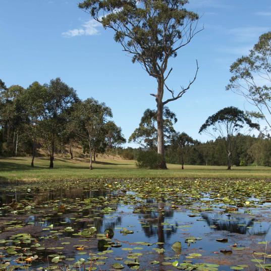 Sweeping views & waterways