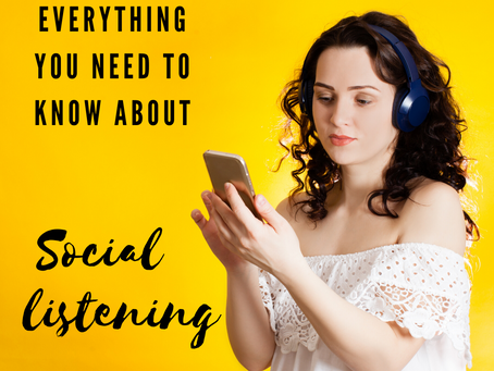What is Social Listening & Why You Should Care?