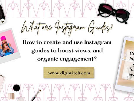 What are Instagram Guides & How To Use Them?