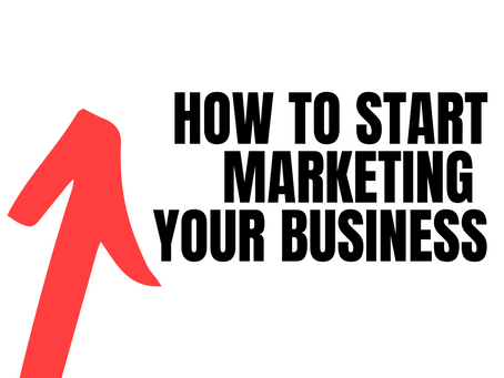 How to Start Marketing Your Business?