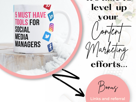 5 Must-Have Social Media Tools for Marketers