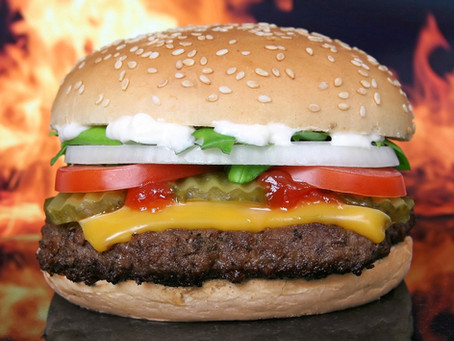 Burger King's Brilliant Advertisement : The Moldy Whopper