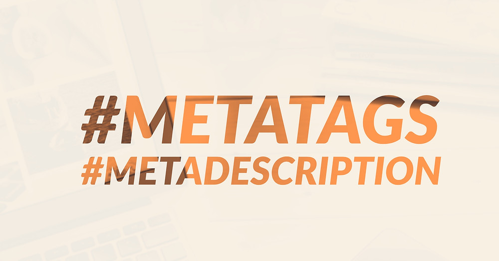 Meta tags and meta descriptions