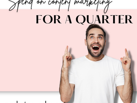 Spend on Content Marketing for a Quarter and Stay Relevant Forever