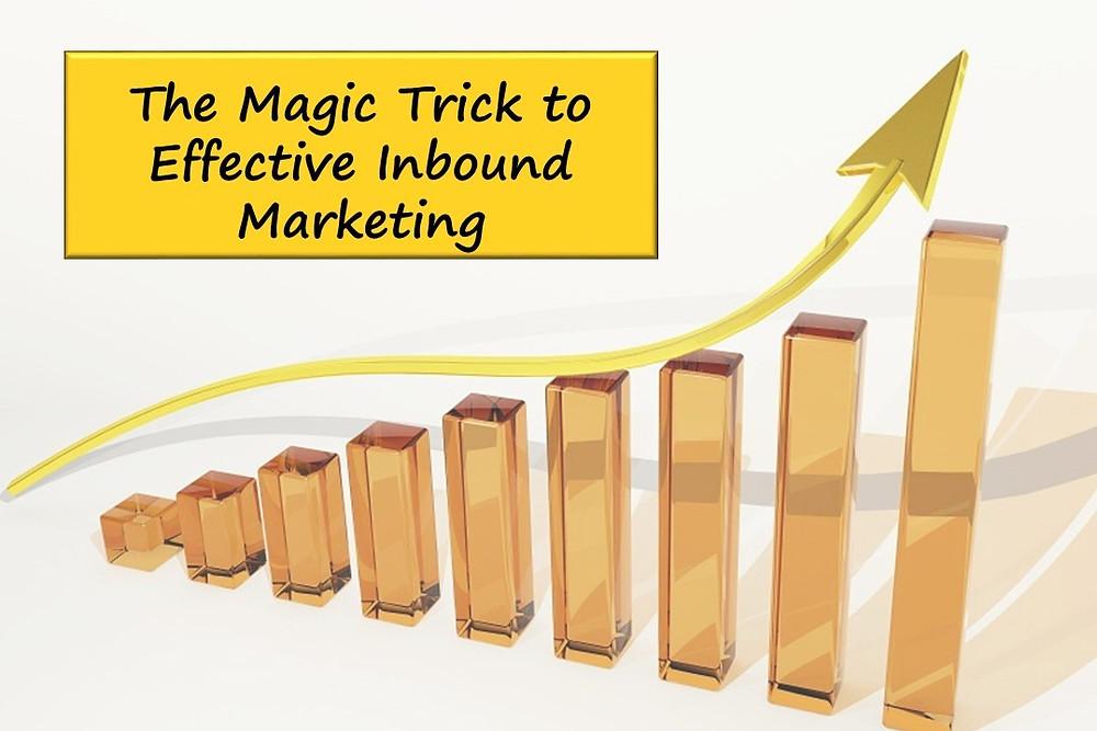 The Magic Trick to Effective Inbound Marketing