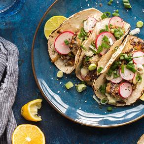 Pacific Crown Mini Sardine Tacos