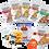 Thumbnail: 6 Meal Bases - plus Rice, UHT Cream, Coconut Cream, Pasta.
