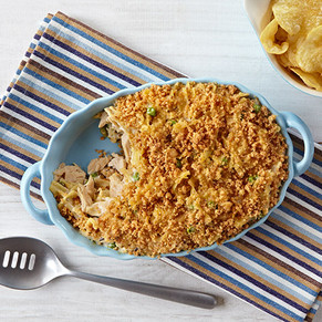 Pacific Crown Tuna Noodle Casserole