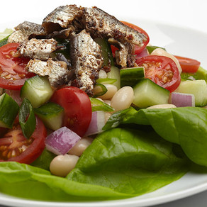 Pacific Crown Mediterranean Sardine Salad