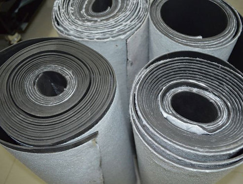 Rubber Acoustic Roll