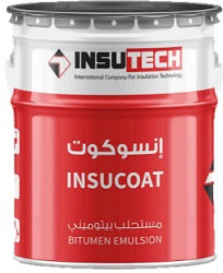 INSUCOAT | Aσφαλτικό Γαλάκτωμα 25kg