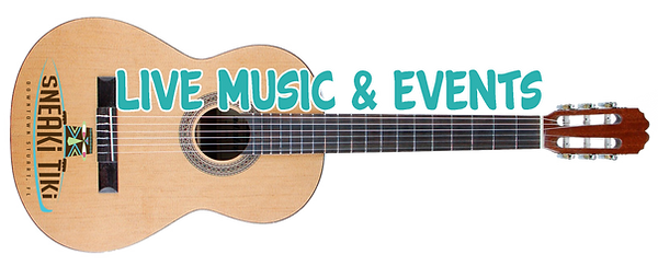 Live Music and Events Listings