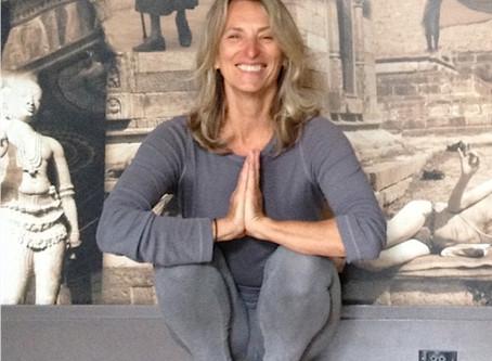 Ashtanga-Yoga-Workshop mit Kathy Cooper<br>(Mysore Woche, 9. - 13. Mai; Wochenende, 11. - 13.