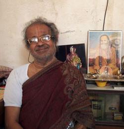 Narasimhan smiling