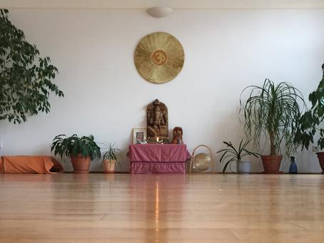 Wir renovieren im Yogazentrum bis Mitte Juni! Magst du uns unterstützen?
