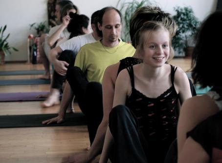 Workshop Einführung in Ashtanga Yoga<br>mit Boris (22.-24. April)
