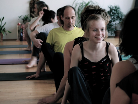 Workshop Einführung in Ashtanga Yoga<br>mit Boris (22.-24. April)