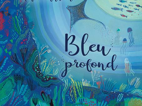 """CD Release """"Bleu profond"""" Konzert<br>mit Renée Sunbird (Sa, 8. Dez., 18.30 - 20.30)"""