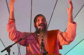 """Bhajan Abend: """"Wohin ich auch blicke, sehe ich nur Ihn ..."""" <br>mit Swami Gurusharananda (Sa,"""