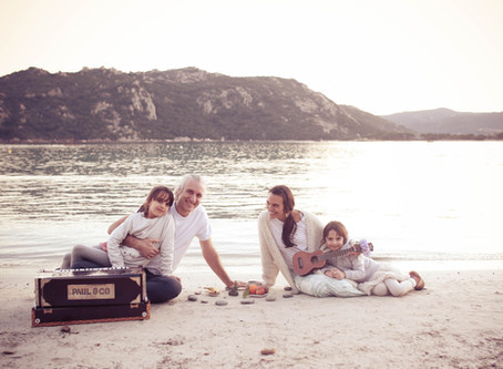 Kirtan mit Renee Sunbird & Boris & Chris (Sa, 24. Oktober, 17.00 - 19.00)
