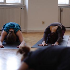 Kurse für AnfängerInnen: Ashtanga Yoga mit Boris