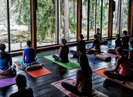 Retreat Ashtanga Yoga: Inner And Outer Experience <br>with Boris, Renée, Nati and Luna (19. -