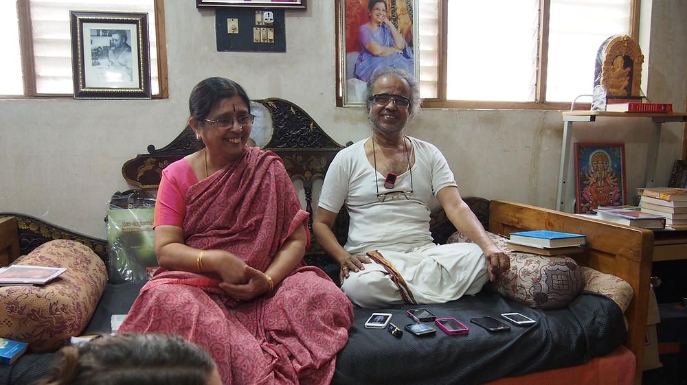 Dr. Jayashree & M.A.Narasimhan