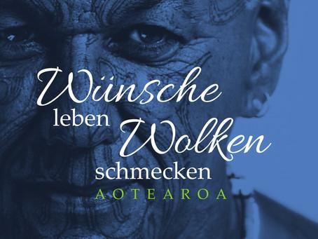 """""""Wünsche leben. Wolken schmecken."""" - Vortrag und Buchpräsentation <br>mit der Autori"""