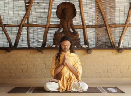 Workshop: Yoga mit Ganga Puri aus Indien<br>(13./14. Juli)
