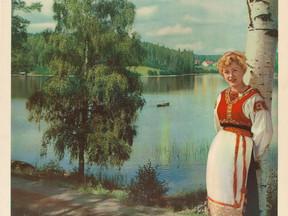 LÄHDEPÄ KANSSANI RENGASMATKALLE =Pyhäntä>Sysmä>Lapinjärvi>Konnevesi>Pyhäntä> Sysmä...8 seikkailua...