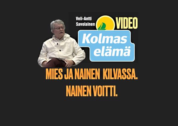 27/100. VIDEO: SUKUPUOLIKILPAILU TULI KUVAAN