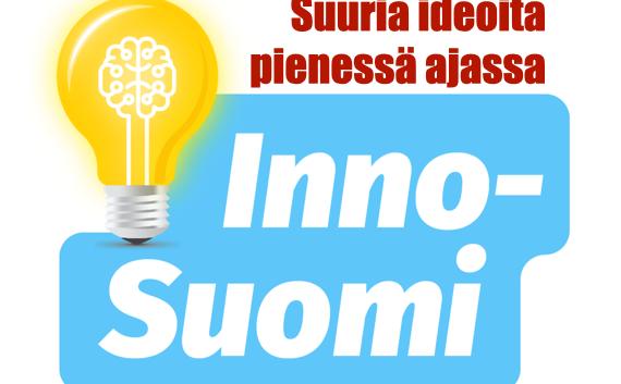 Kerromme hyvistä ideoista. innovaatioista ja menestystarinoita