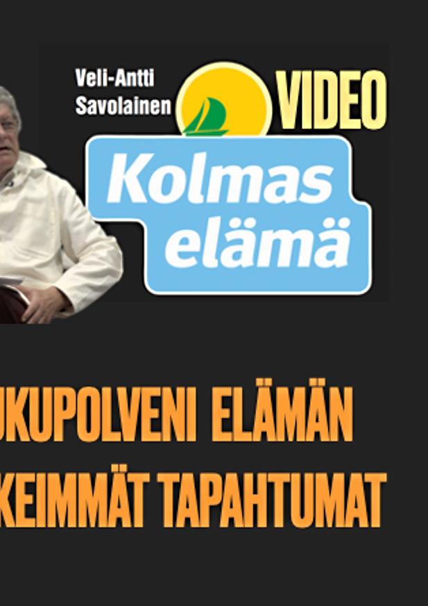 13/100. VIDEO: SUKUPOLVEN VIRSTANPYLVÄÄT