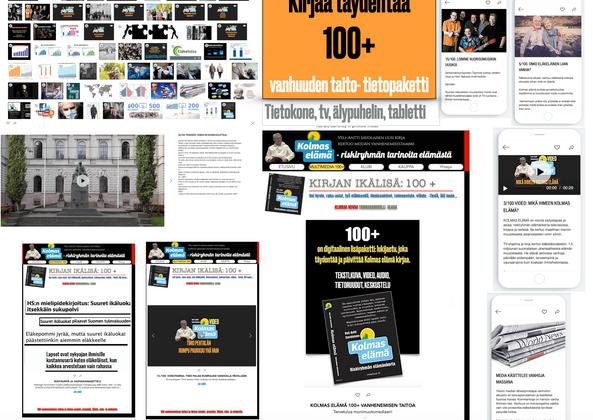 2/100. VOIT KATSELLA 100 PLUSSAA MILLÄ LAITTEELLA VAIN