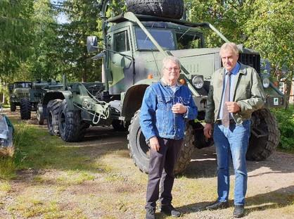 Konneveden Osuuspankin johtaja Ari Heikkilä