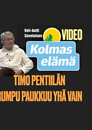 20/100. VIDEOTARINA: TIMO PALASI RUMPALIKSI VANHOILLA PÄIVILLÄÄN