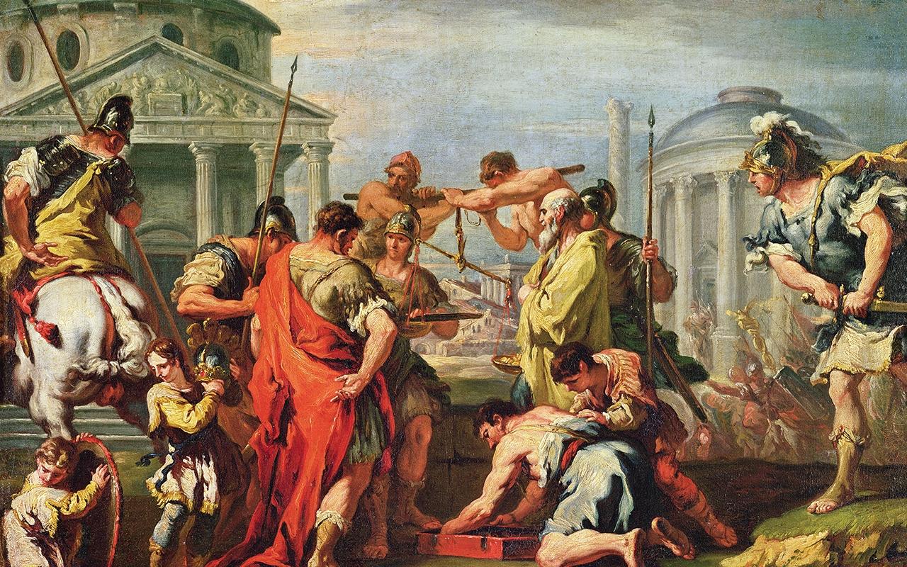 Rooman Unioni oli suuri valtakunta