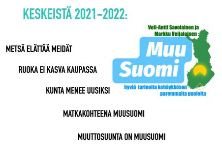 MUUSUOMI 2021 PÄÄASIAT