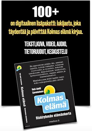 1/100. KOLMAS ELÄMÄ 100+ VANHENEMISEN TAITOA