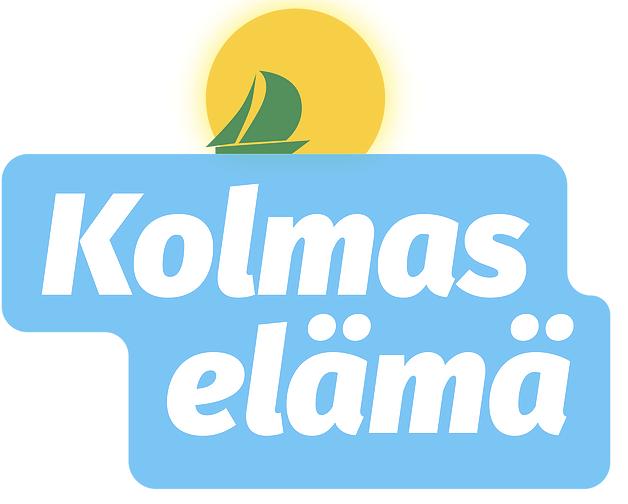 KOLMASELÄMÄ LOGO