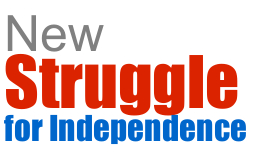 The New Struggle for Independence