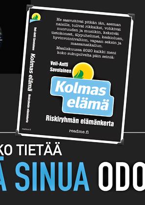 5/100. 100+ TÄYDENTÄÄ KOLMAS ELÄMÄ KIRJAA