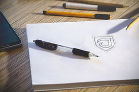 We design the perfect logo to brand your small buisness TJWebSolutions.com