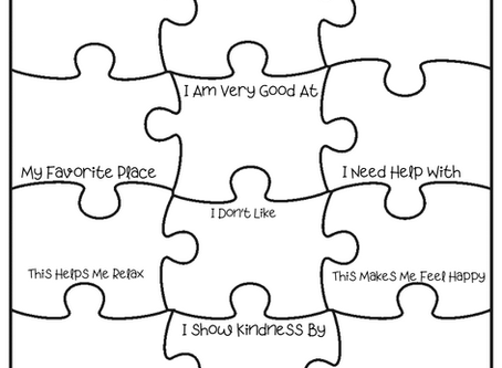 Pieces of Me Puzzle
