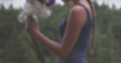 Model in Lilac